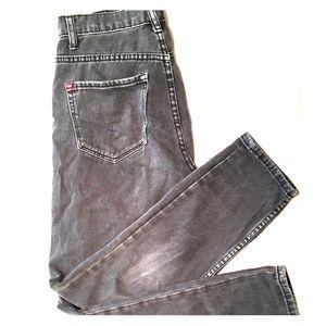 Bulldog mom jeans size 27
